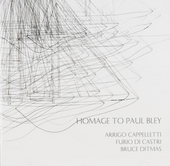 Homage to Paul Bley