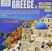Greece : milestones of traditional music