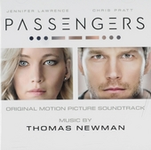 Passengers : original motion picture soundtrack