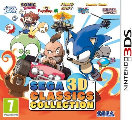 SEGA 3D : classics collection