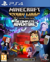 Minecraft : story mode. The complete adventure