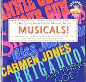 Musicals! : 15 hit songs from classic musical shows