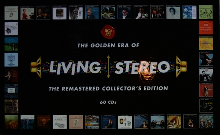 The golden era of Living stereo : The remastered collector's edition
