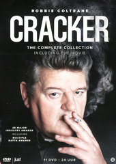 Cracker : The complete collection including the movie