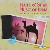 Flute & sitar music of India : Meditational ragas