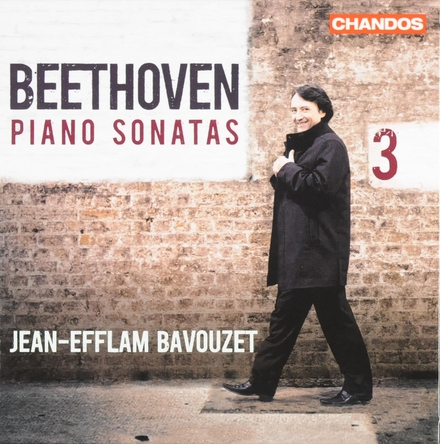 Piano sonatas. Vol. 3