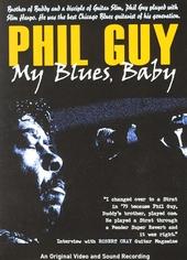 My blues, baby