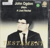 John Ogdon plays a Liszt recital