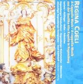 Regina coeli : A-cappella music at the Old Chapel Basilica in Regensburg