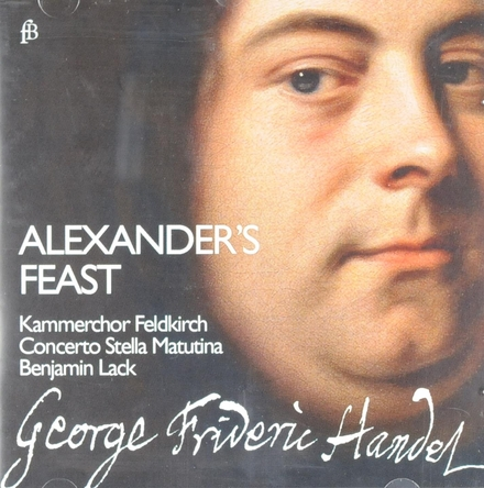 Alexander's feast or The power of musick
