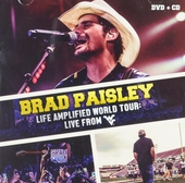 Live amplified world tour : Live from West Virginia University