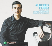 Alberto Ferro : live at the Queen Elisabeth competition 2016