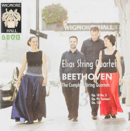 The complete string quartets. Vol.3