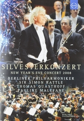 Silvesterkonzert : New year's eve concert 2008
