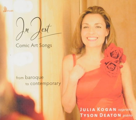 In jest : Comic art songs from baroque to contemporary