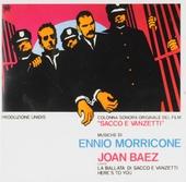 Sacco e Vanzetti : colonna sonora originale del film
