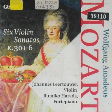 Violin sonatas K. 301-306
