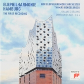 Elbphilharmonie Hamburg : the first recording