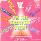 I'm the greatest star! : The overtures of Jule Styne. vol.2