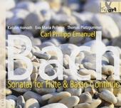 Sonatas for flute & basso continuo