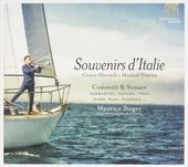 Souvenirs d'Italie : count Harrach's musical diaries : concerti & sonate