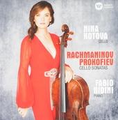 Cello sonatas : Rachmaninov, Prokofiev