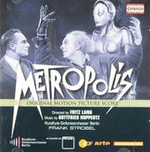 Metropolis : original motion picture score