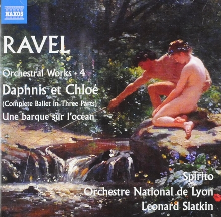 Orchestral works. Vol. 4