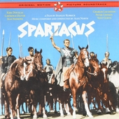Spartacus : original motion picture soundtrack