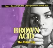 Brown acid : The third trip