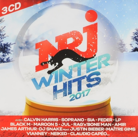 NRJ winter hits 2017
