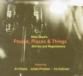 People, places & things : Stories and negotiations