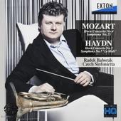"""Symphony no.7 in C major """"Le midi"""" Hob.1-7"""