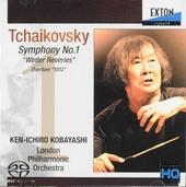 "Symphony no.1 in g minor op.13 ""Winter reveries"""