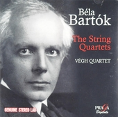 The Végh Quartet plays Bartók