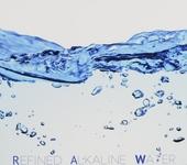 Raw : Refined Alkaline Water