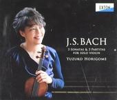 3 sonatas & 3 partitas for solo violin
