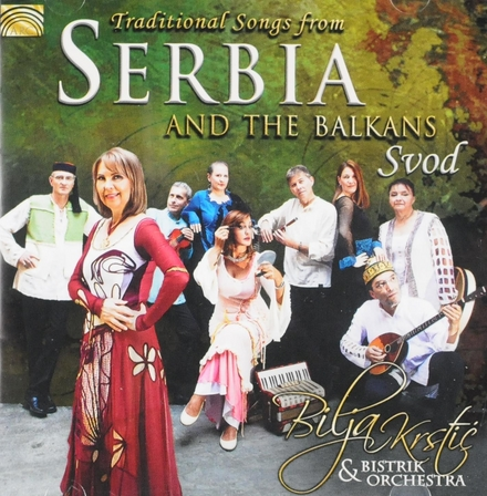 Svod : traditional songs from Serbia and the Balkans