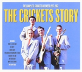 The Crickets story : The complete Crickets releases 1957-1962