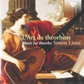 L'art du théorbiste : music for theorbo