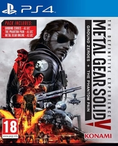 Metal Gear solid : the definitive experience