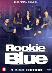 Rookie blue. The final season
