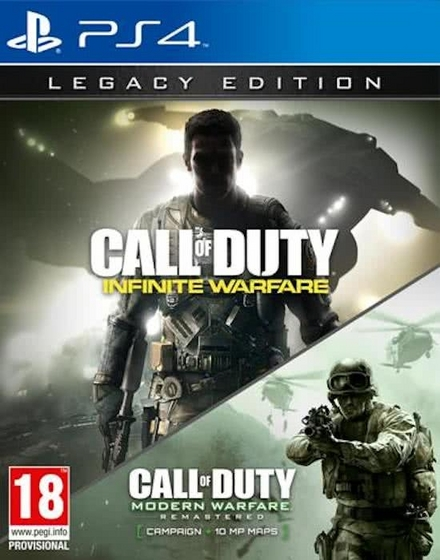 Call of duty : inifinite warfare