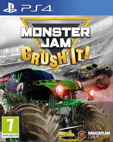 Monster jam : crush it!