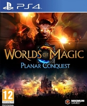 Worlds of magic : planar conquest