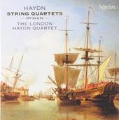 String quartets opp 54 & 55