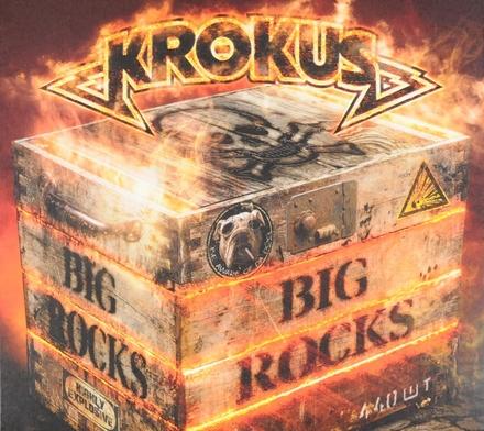 The roots of Krokus : Big rocks