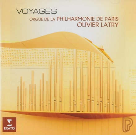 Voyages : transcriptions pour orgue à la Philharmonie de Paris