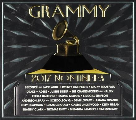Grammy 2017 nominees