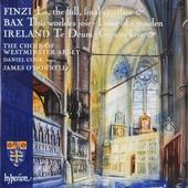 Choral music by Finzi, Bax & Ireland